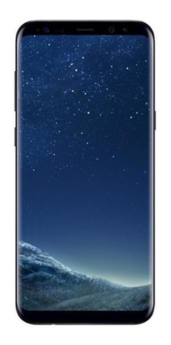 Celular Samsung Galaxy S8 Plus 64gb Preto Usado Seminovo Bom Original