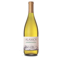 Vinho Fino Chardonnay 750ml - Alamos
