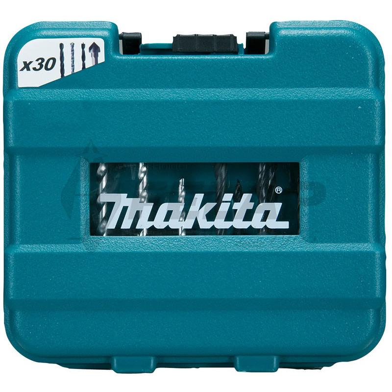 Kit de Acessórios Makita 30 peças