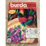 Revista Burda Especial Coleção Ponto Cruz E Crochê 2 E397