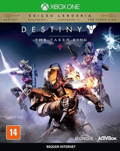 Destiny The Taken King Legendary Edition - Xbox One