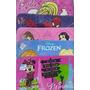 Kit Com 2 Tapete Jolitex Infantil Frozen Barbie Minnie Spide