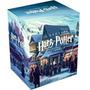 Box Harry Potter Mostruário Série Completa