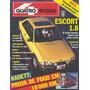 4r.348 Jul89 Escort Xr3 Chevette Uno Saveiro Kadett Patinet