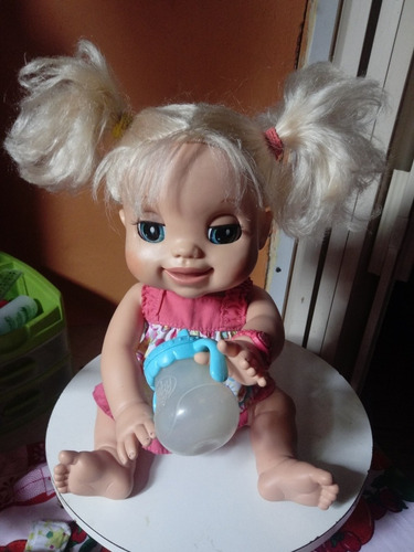Boneca Baby Alive Brincalhona Original