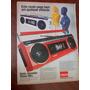 Propaganda Antiga Sharp Rádio/ Multitel 5200 Dx/transbrasi