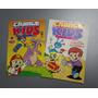 Lote Hqs Change Kids N° 2 E 3 Editora Abril 1991