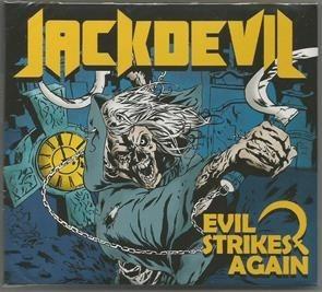 Jackdevil - Evil Strikes Again - (digipak) - (nac) Original