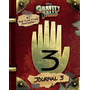 Livro Diário Gravity Falls: Journal 3 Envio Imediato