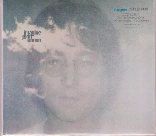 Cd John Lennon - Imagine Duplo