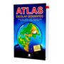 Atlas Escolar Geográfico Com 30 Mapas Atualizados
