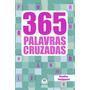 Livro 365 Palavras Cruzadas Vol 2 Ciranda Cultural