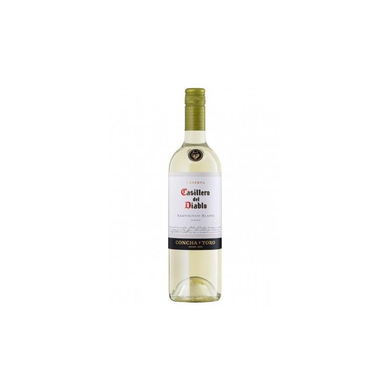 Vinho Fino Sauvignon Blanc Casillero Del Diablo 750ml - Concha y Toro