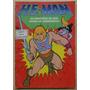 He man Nº 3! Editora Abril Mar 1986