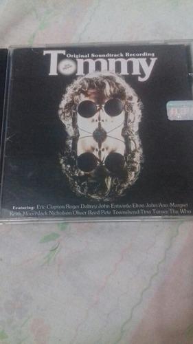 Cd Tommy   Soundtrack Recording Original