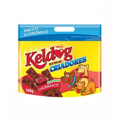 Bifinho Para Caes Keldog Churrasco 1 Kg em Londrina