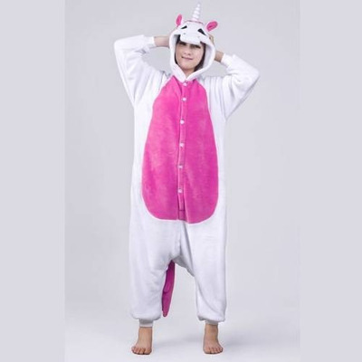 Pijama Unicórnio Macacão Kigurumi Sob/ Encomenda em Mauá