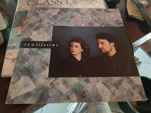2 Lp Clannad - In A Lifetime 1985 E Sirius 1988 Original
