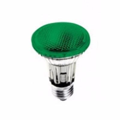 Lâmpada Halógena Par20 Verde 50w 127v Ourolux Viaeletrica - R$ 18,50 em Mercado Livre