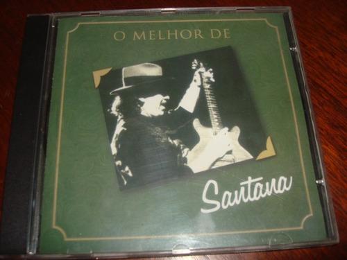 Cd - Santana - O Melhor De Santana Original