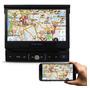 Auto Radio Positron Sp6320 Retratil Tv Digital Touch Screen