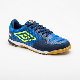 f3992fb59f Chuteira Futsal Umbro Pro Iv 4 Professional Edition Couro