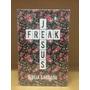 Bíblia Jesus Freak Pr. Lucinho Capa Dura Floral