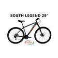 "BICICLETA SOUTH LEGEND ARO 29"" 21V SHIMANO TOURNEY"