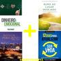 Kit Tiago Brunet 12 Dias Para Atualizar Sua Vida 3 Livros