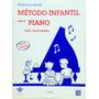 Método Infantil Para Piano Com Ilustrações Francisco Russo