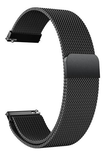 Pulseira Milanese Para Huawei B5 Fit  18mm Original