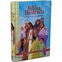 Bíblia Ilustrada 365 Histórias Infantil Jovens Adultos Sbb