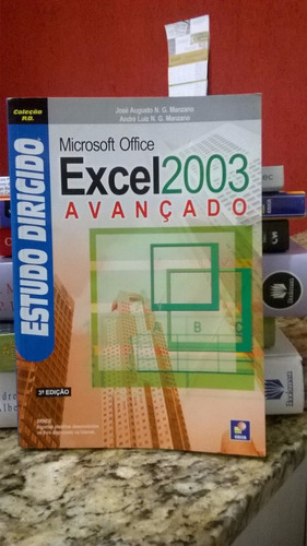 Estudo Dirigido De Microsoft Office Excel 2003 Original