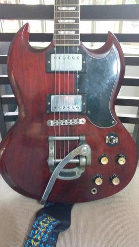 Guitarra Sg Luthier Original