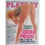 Revista Playboy 321 Abr 2002 Joana Prado 12
