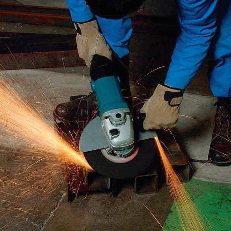 "Esmerilhadeira Angular 230 mm (9"") 2.000 Watts - GA9010C - Makita - Volts 110"