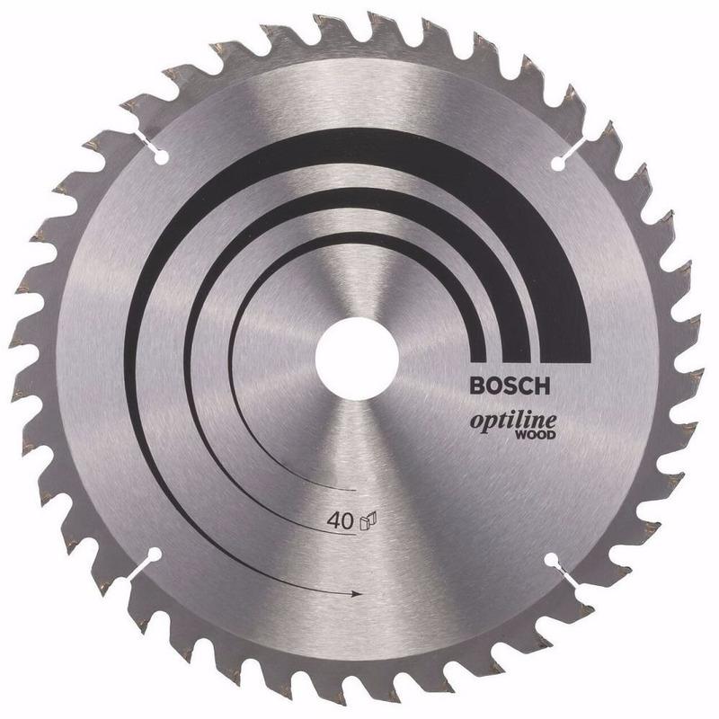 """Disco de Serra 7.1/4"""" 40D - Bosch"""