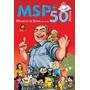 Hq Msp 50 Artistas Volume 1 Capa Cartão Lacrado