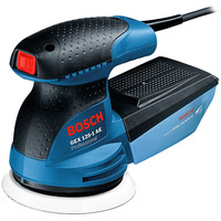 Lixadeira Rotativa/Excêntrica 125mm 250W + Coletor de Pó GEX 125-1 AE Bosch 110v