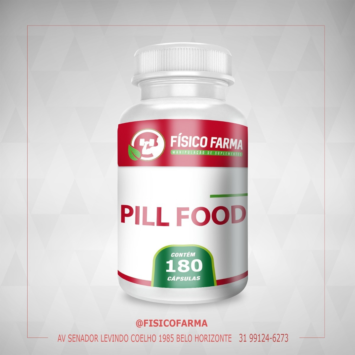 Pill Food - 45 Caps