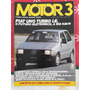 Revista Motor 3 F1 Gp Brasil Uno Xr3 Conversível Bmw Sidecar