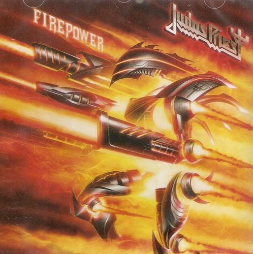 Cd Judas Priest - Firepower - Novo*** Original