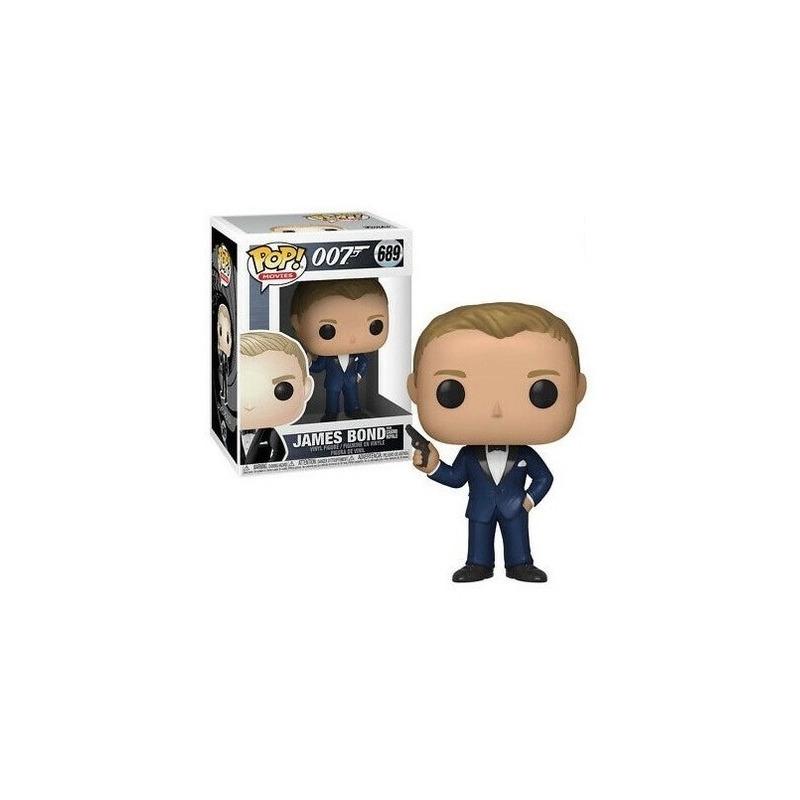 Funko Pop James Bond #689 - 007 Casino Royale Daniel Craig - Movies