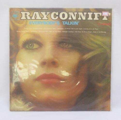 Lp Disco Ray Conniff E Os Cantores - Everybody's Talkin' Original