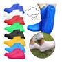 Capa Protetora Tenis Calçados Motoqueiro Pesca Prova D'agua!