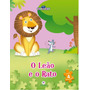 Livro C/ 4 Quebra cabeças O Leão E O Rato
