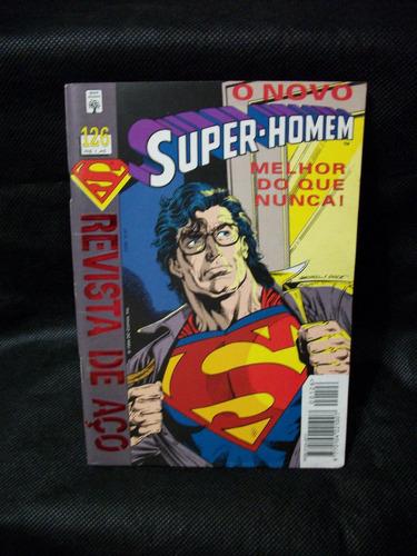 4006 Raro Gibi Super-homem Nº 126 Abril Jovem Original