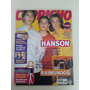 Revista Capricho 834 Hanson Madonna Sandy E Junior