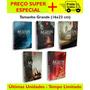 Box Kit Game Of Thrones Tamanho Grande 5 Livros Novos
