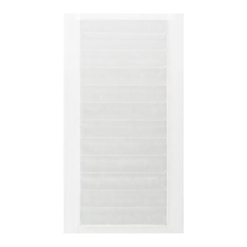 120 Fitas Adesivas No Shine para Prótese Capilar Transparente Walker Tape Original